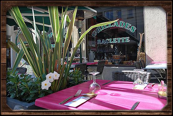 Terrasse du Savoyard - Fondues, Pierrades, Raclettes, Grillades